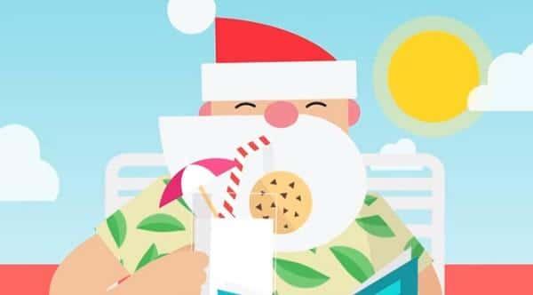 Google-Papá-Noel