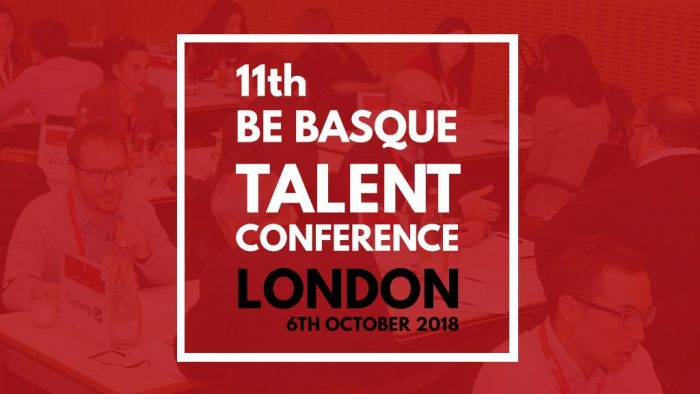 Imagen del Be Basque Talent Conference, donde acudirá Gestionet