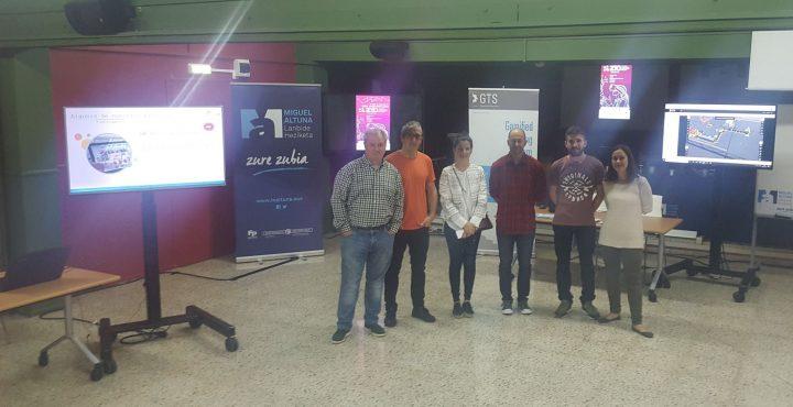 Gestionet participó en las jornadas de Ciencia, Tecnología e Innovación