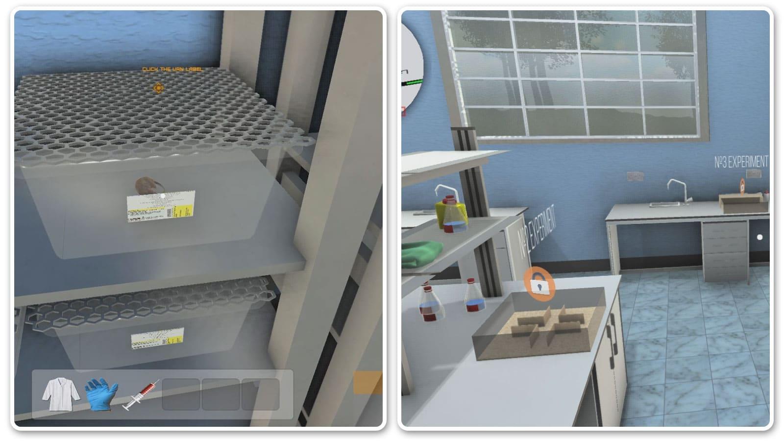Virtual Laboratory es una herramienta desarrollada por Gestionet para la Universidad de Burdeos.
