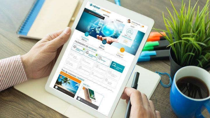 Cultura Digital es la aplicación a medida para Cajamar hecha por Gestionet como uno de los últimos desarrollos de noviembre.