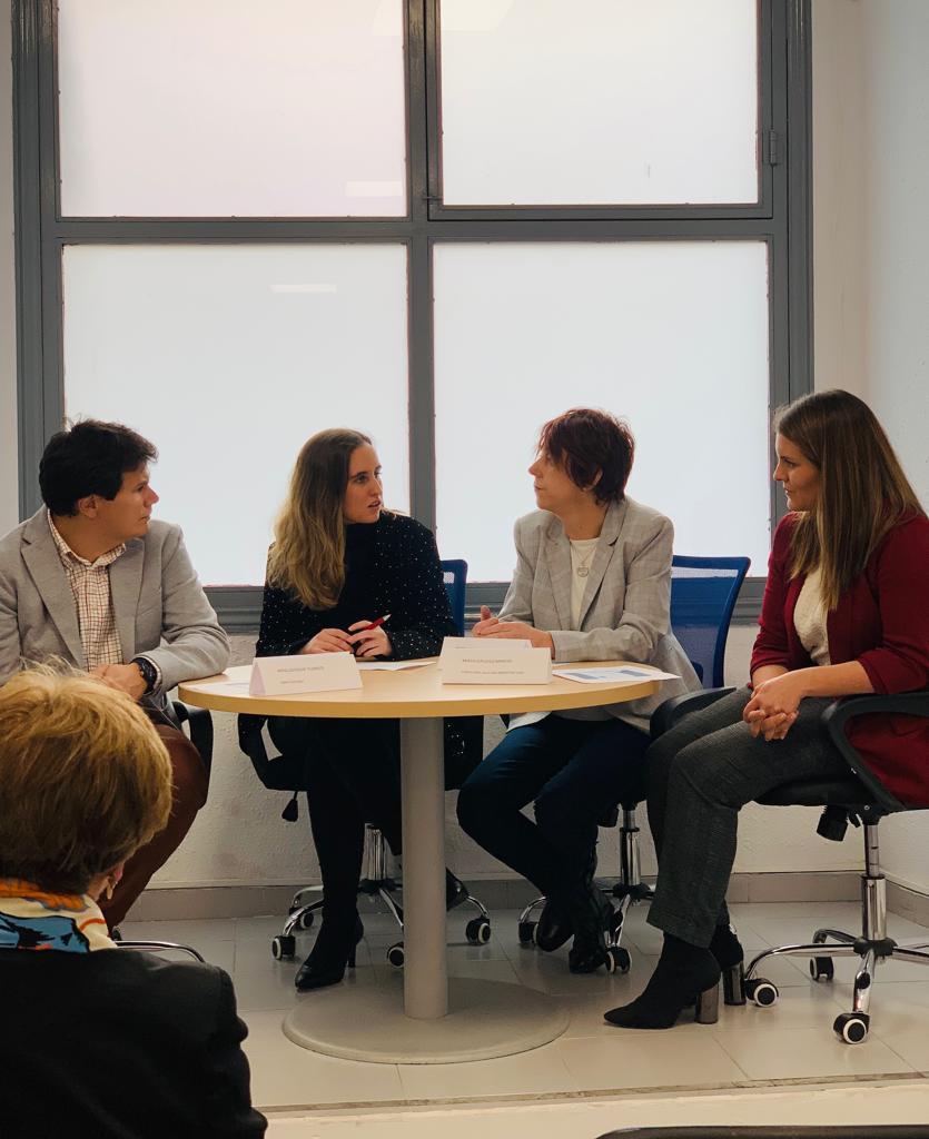 Gestionet participa en el Konectting People